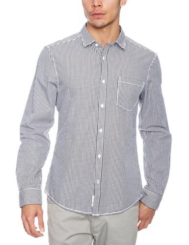 Esprit Men's Casual Shirt Green 46 (XL)