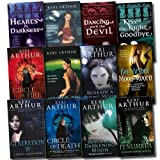 Keri Arthur Keri Arthur Collection 12 Books Set Pack RRP: £ 83.88 (Circle of fire, Circle of death Kissing sin, Full moon rising, Moon sworn, Hearts in Darkness, Kiss in the Night Goodbye, Dancing with the Devil, Generation 18, Penumbra and more) (Keri