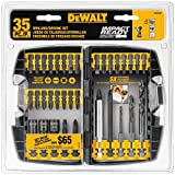 DEWALT DW2180 IMPACT READY Drilling/Fastening Set, 35-Piece