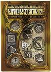 Metall Steampunk 7 Set Dice
