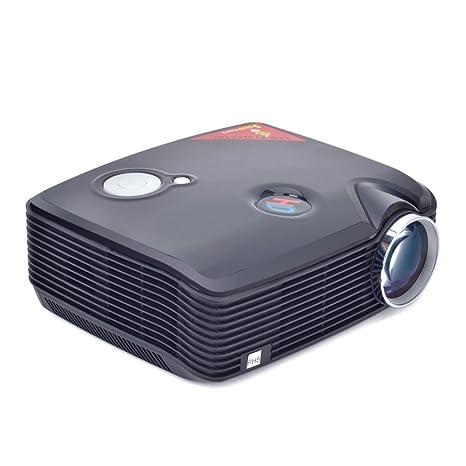 LCD Home Projector 2200lm150inch 800x600 avec HDMI VGA AV USB Home Cinéma Vidéo projecteurs de cinéma