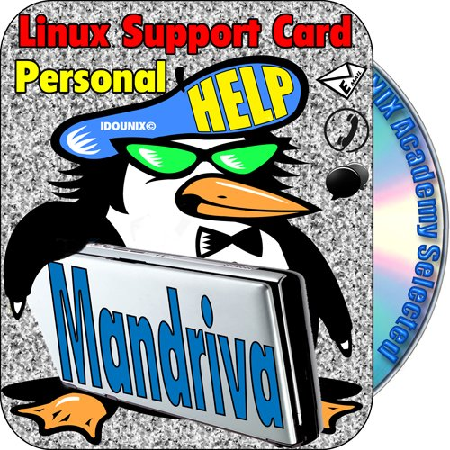 Mandriva Linux Friendly Technical Support for New Users, 30 days pass provided by IDOUNIX©
