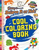 Cool Coloring Book (Ripley's Believe It Or Not!)