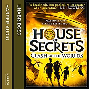 Clash of the Worlds Audiobook