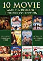 10 Movie Family & Romance Holiday Collection (3 Discos) [DVD]