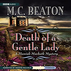 Death of a Gentle Lady Audiobook