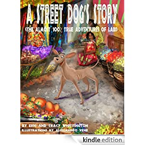 A Street Dog's Story book cover image