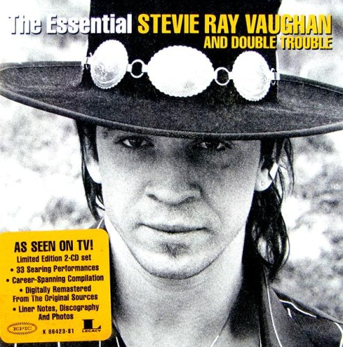 Essential Stevie Ray by Vaughan/ Stevie Ray / Double Trouble
