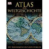 """Atlas der Weltgeschichte. Mit 1500 Karten, Fotografien und Illustrationenvon """"Jeremy Black"""""""