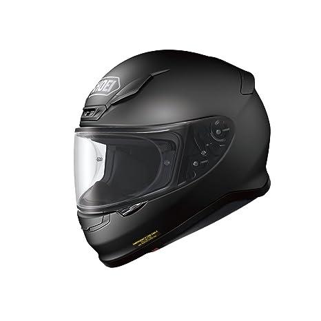 Nouveau casque de moto 2015 Shoei NXR plaine Matt Black