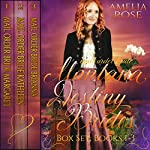 Montana Destiny Brides Box Set: Books 1-3 | Amelia Rose