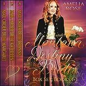 Montana Destiny Brides Box Set: Books 1-3 | Amelia Rose