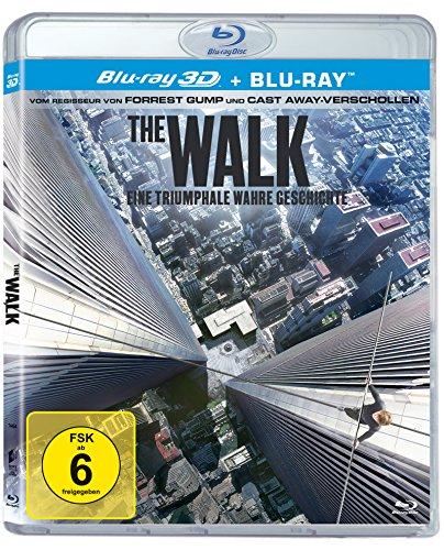 The Walk [3D Blu-ray]