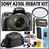 Sony Alpha Instant Rebate Special (Valid From