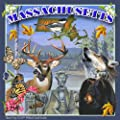 "CoasterStone SQ037 Absorbent Coasters, 4-1/4-Inch, ""Massachusetts B"", Set of 4"