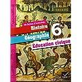 Histoire G�ographie 6e Education civique 6e : 48 fiches d'activit�s