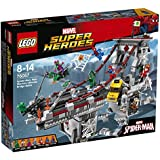 Lego Spider Man Web Warriors Ultimate Bridge, Multi Color