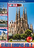 World Travel Reisen - Städte Europas Vol. 2 - Der Süden [DVD]