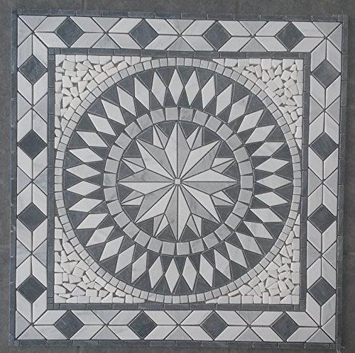 mosaik fliesen rosone preisvergleiche erfahrungsberichte und kauf bei nextag. Black Bedroom Furniture Sets. Home Design Ideas