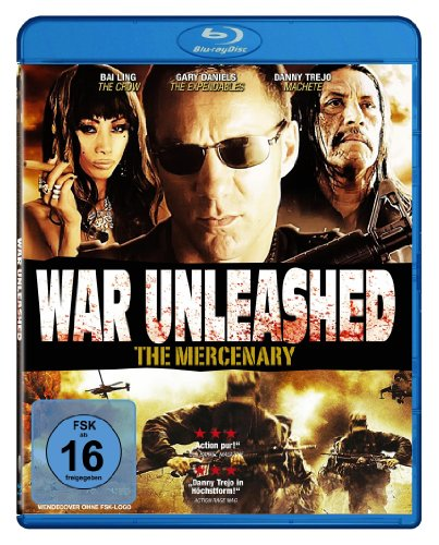 War Unleashed - The Mercenary [Blu-ray]