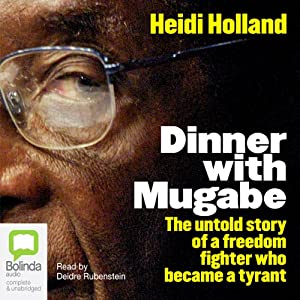 Dinner with Mugabe Audiobook