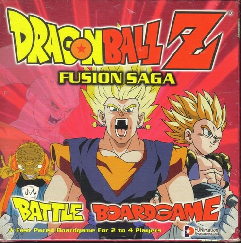 DBZ Battle Boardgame: Fusion
