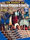 Ed Uribe The Essence of Brazilian Percussion & Drum Set