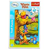 Disney - Winnie the Pooh - A little something, 60 Pieces Jigsaw - Puzzle by Trefl