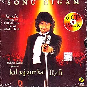 Sonu Nigam Sonu Nigam Tribute To 100 All Time Hits Of