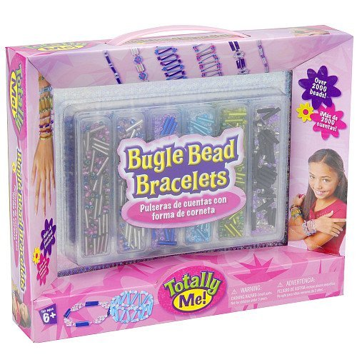 Totally Me! Bugle Bead Bracelets Kit by Totally Me!