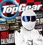 Official Top Gear Desk Easel 2014 Calendar (Calendars 2014)