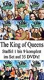 King of Queens - Staffel 1-9 (35 DVDs)