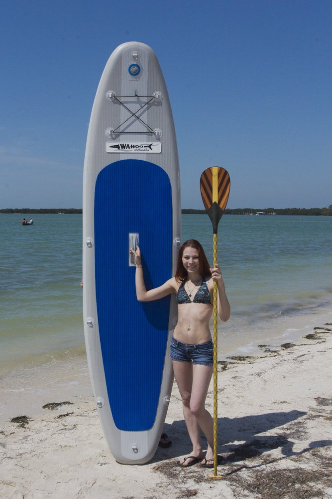 11' Inflatable Stand up Paddle Board(6