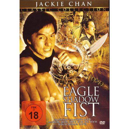 Jackie Chan - EAGLE SHADOW FIRST - Classic Collection