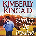 Stirring Up Trouble: A Pine Mountain Novel Audiobook by Kimberly Kincaid Narrated by Chelsea Hatfield