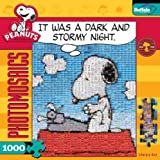 Buffalo Games Peanuts Photomosaic: Literary Ace