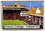 Craven cottage home of fulham Gift Souvenir Fridge Magnet