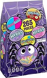 Nestle Assorted Halloween Sugar Bag, 265 pieces, 71 Ounce
