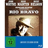 Rio Bravo Steelbook - exklusiv bei Amazon.de - Limited Edition