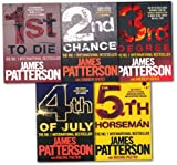 James Pattersen James Patterson - Womens Murder Club Series 5 book pack - 1st To Die / 2nd Chance / 3rd Degree / 4th July / 5th Horseman