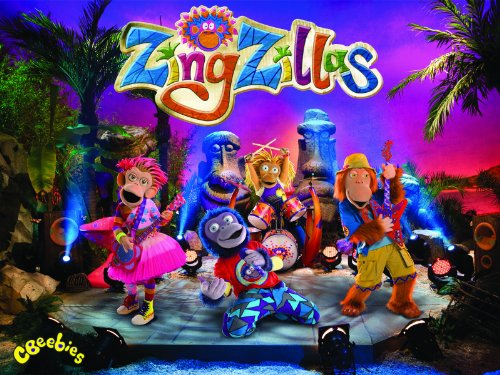 ZingZillas Season 1, Vol. 1