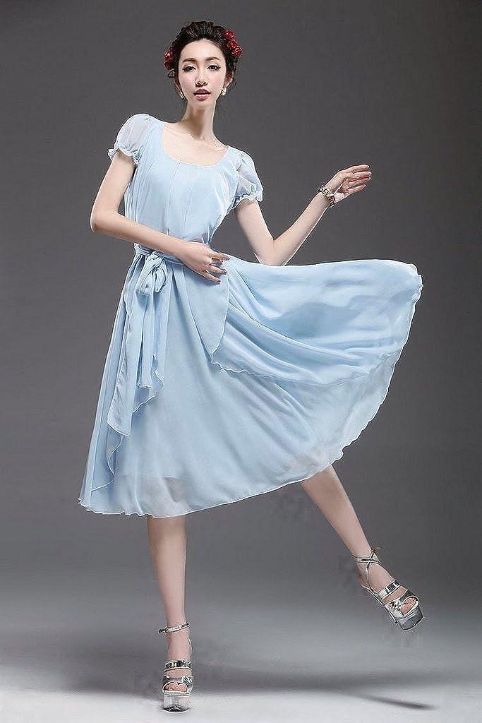 Amazon.co.jp: (リリーブラウン)Lily Brown レースフレアーワンピース: Amazonファッション通販