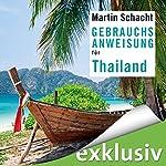 Gebrauchsanweisung für Thailand | Martin Schacht
