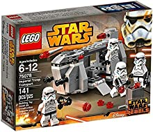 Comprar LEGO Star Wars - Set Transporte de tropas imperiales, multicolor (75078)