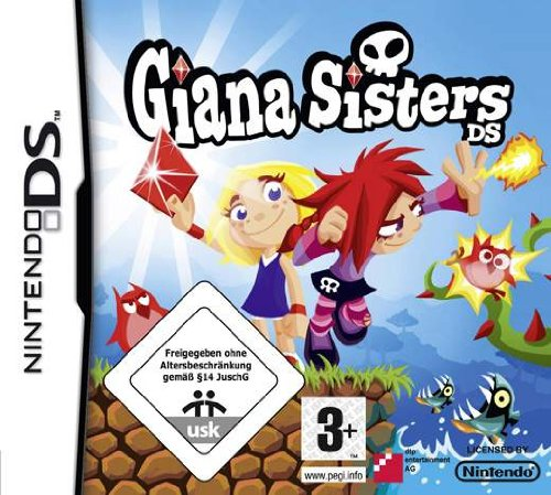 Great Giana Sisters (Nintendo DS)