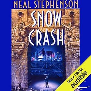 Snow Crash Audiobook by Neal Stephenson Narrated by Jonathan Davis