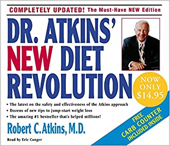 Dr. Atkins' New Diet Revolution Low Price CD
