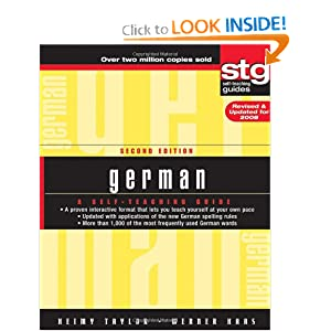 German: A Self-Teaching Guide