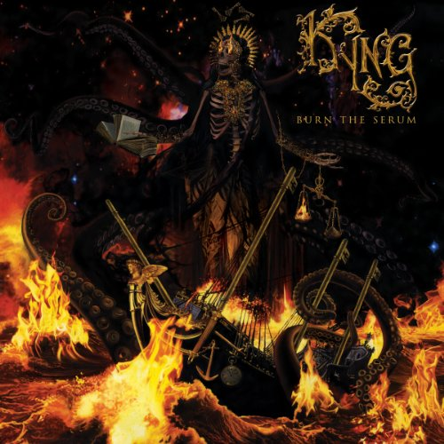 Kyng-Burn The Serum-CD-FLAC-2014-FORSAKEN Download