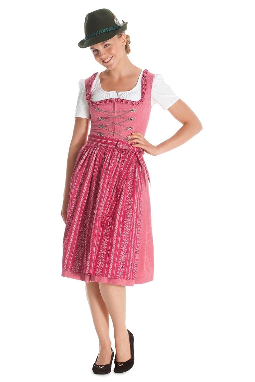 Almsach Damen Dirndl (Kurz) 71/102 rosa jetzt bestellen